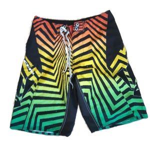 Volcom Bruce annihilator shorts